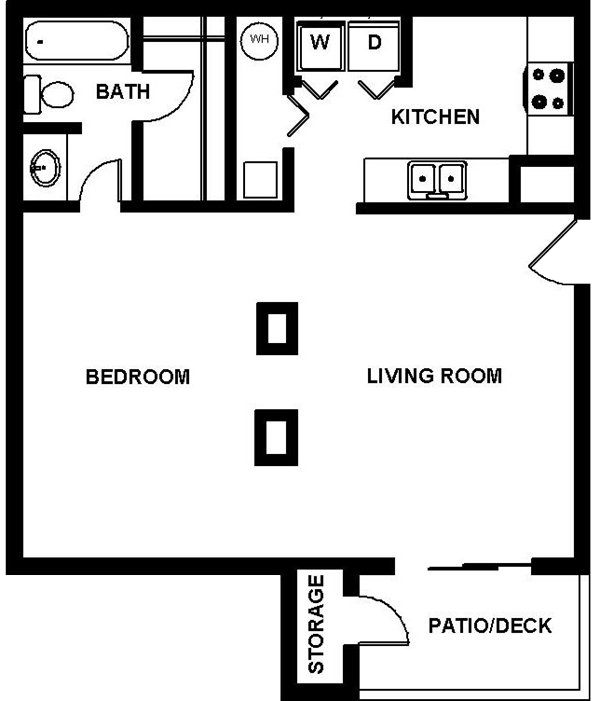 Apartments In Conyers GA